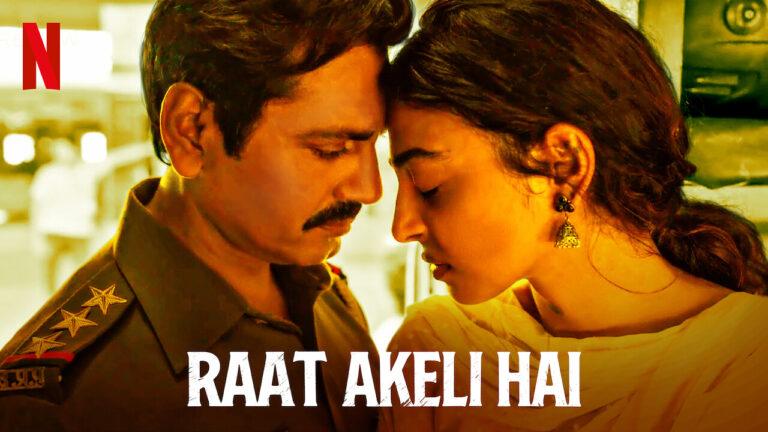 Raat Akeli Hai Movie Review; an Unpredictable Puzzle