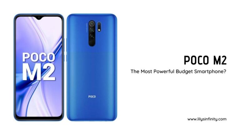 POCO M2 Review, The Most Powerful Budget Smartphone?