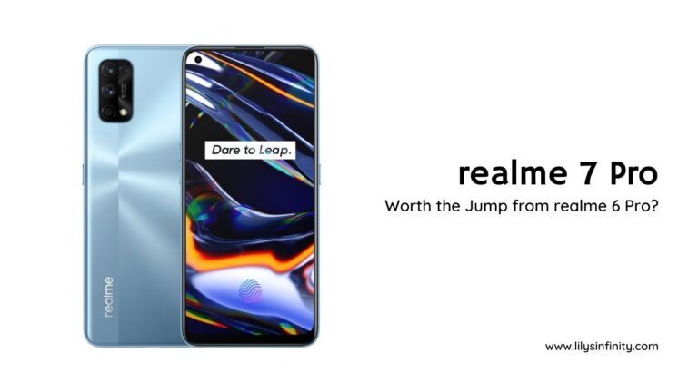 Realme 7 Pro Review, Worth the Jump from realme 6 Pro?