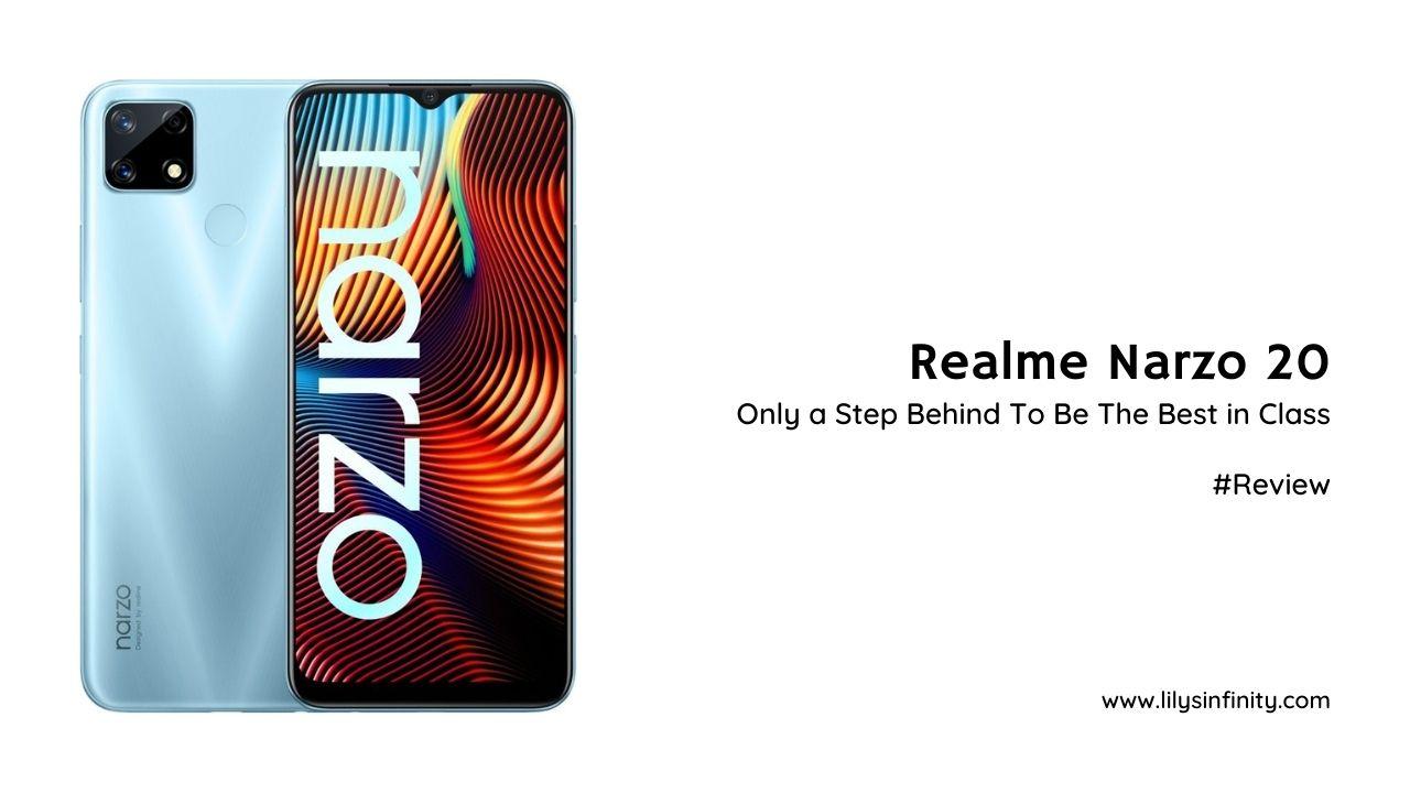 Realme Narzo 20 Review