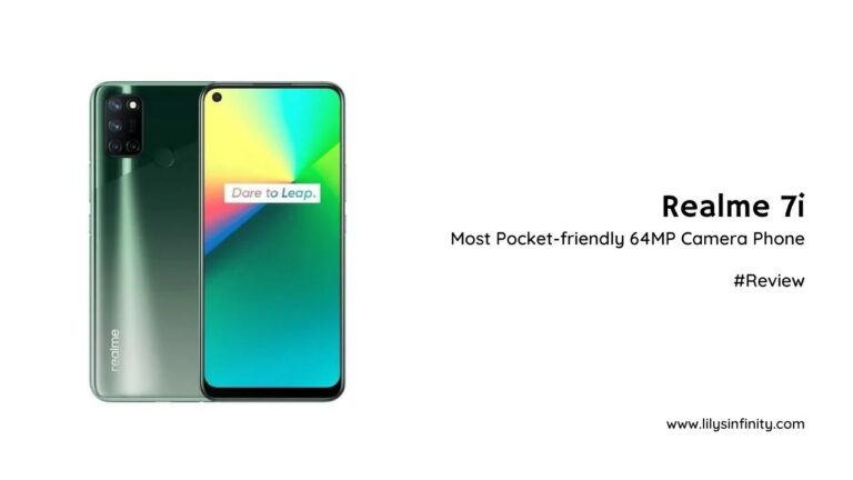 Realme 7i Review, Most Affordable 64MP Camera Phone