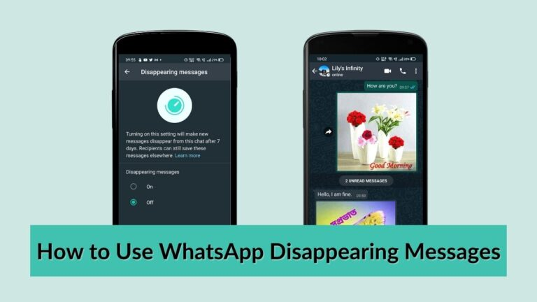 WhatsApp Disappearing Messages Now Live in India: How to Use and Limitations