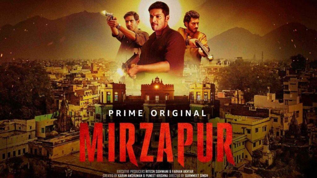 Mirzapur Season 1 Web Series Review