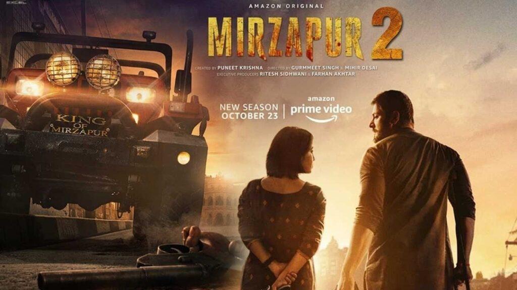 Mirzapur Season 2 Web Series Review