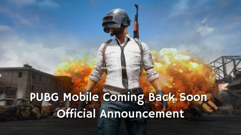 PUBG Mobile Coming Back Soon in India, Official Announcement