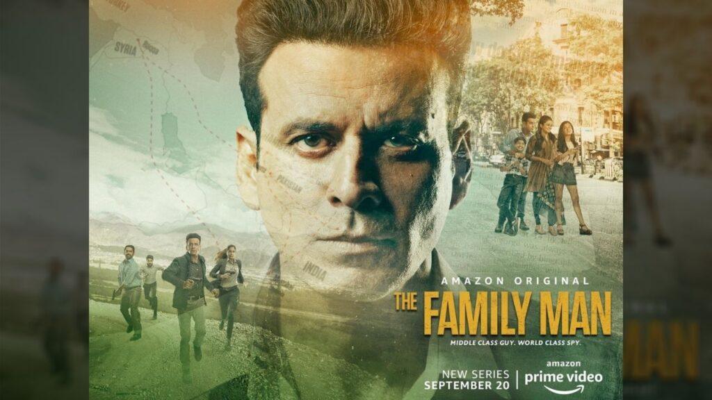 The Family Man Season 1 Review